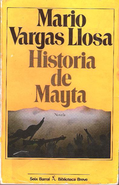 Historia de Mayta, de Vargas Llosa