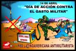 Dia contra el gasto militar (1)