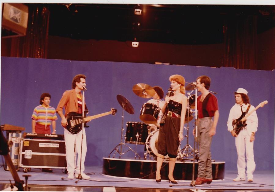 PP's Fantastico RCTV 1983 foto 2