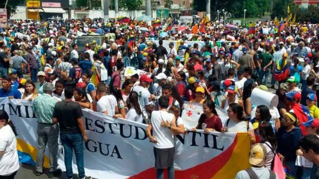 maracay noticias venezuela