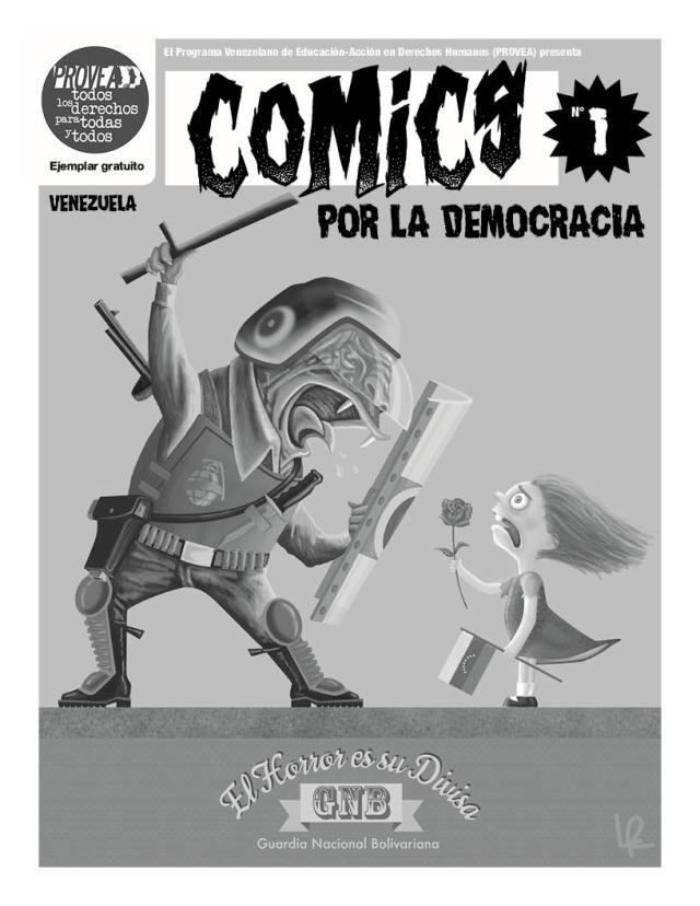 ComicXDemocraciaPrint