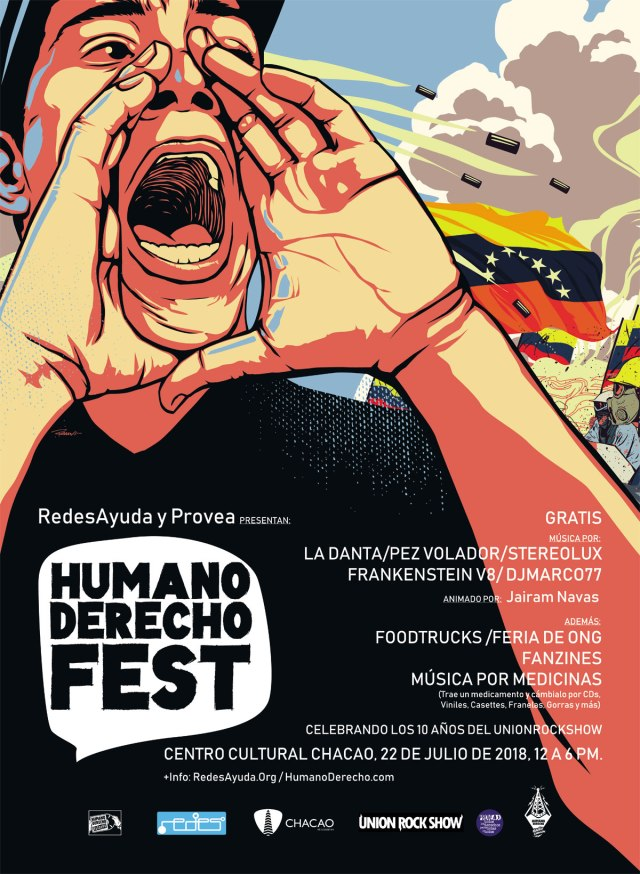 HumanoDerechoFest